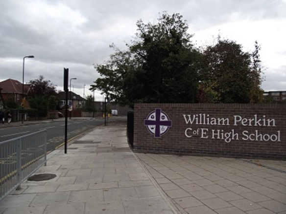 William Perkin School, Greenford (Albertina McNeill 2014)